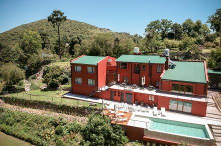 Redil del Paraíso: un hotel literario entre sierras