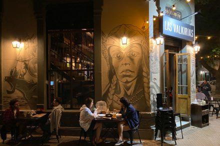 Las Valkirias: oda a la buena pizza y birra