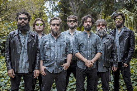 """Los Tabaleros: """"Tenemos actitud de rock y un lenguaje folklore"""""""