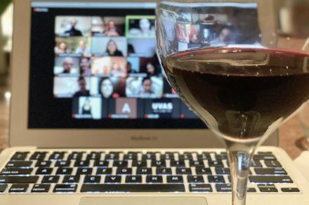 Wine of Us: así vivimos una degustación online