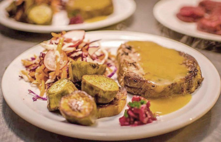 Cocina en Casa: bondiola braseada de La Bici