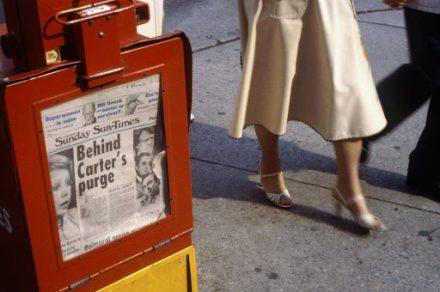 FOLA reabrió con la muestra de Vivian Maier