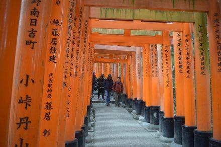 Fushimi Inari: el templo más famoso de Japón