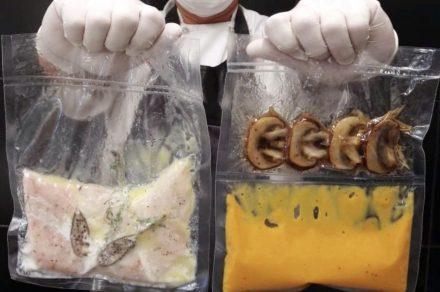 Platos envasados al vacío: la técnica perfecta del delivery