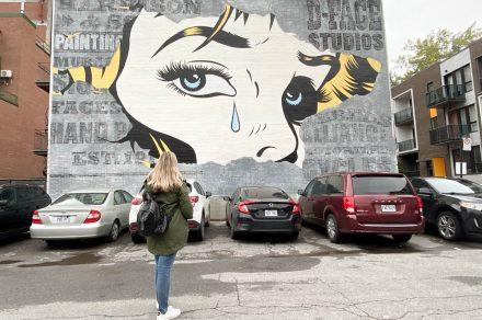 Murales en Montreal: un paseo en fotos
