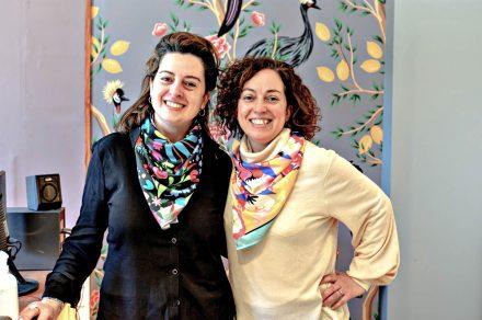 Dos hermanas renuevan Berisso con su tienda deco y de diseño
