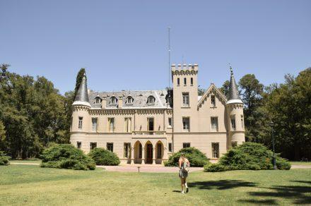Escapada a La Candelaria: dormir en un castillo francés