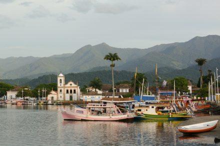 Paraty: un paseo en fotos por esta ciudad colonial brasileña