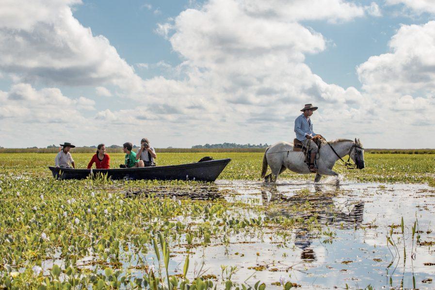 Ruta del Mariscador: una forma diferente de conocer lo Esteros del Iberá