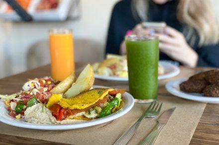 La Plata veggie: espacios para sentarse a comer rico